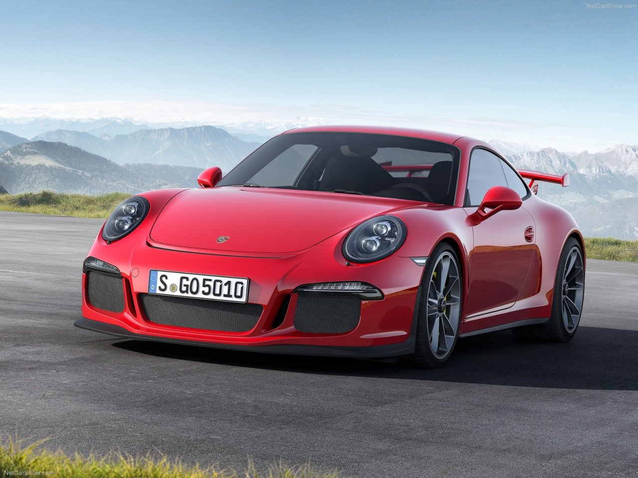 มาทำความรู้จักกับ Porsche correra 991 กัน!!