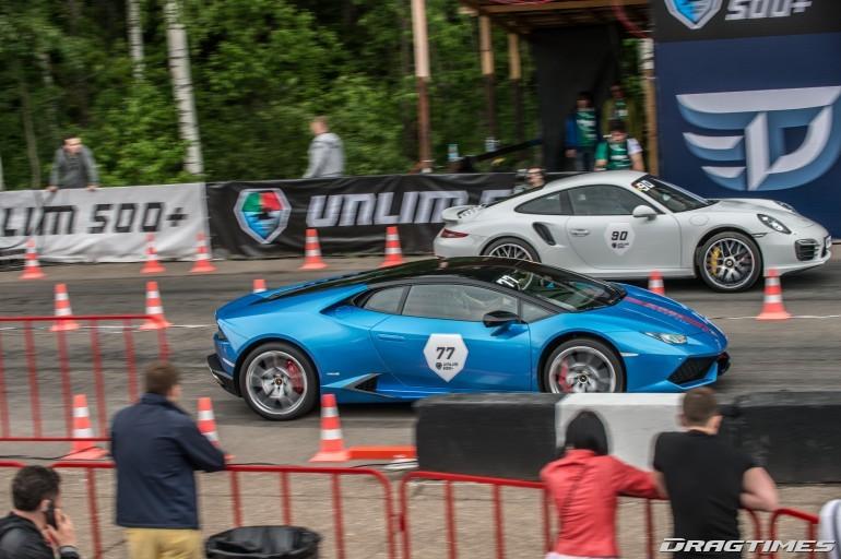 Lamborghini Huracan vs Porsche 911 Turbo S มาดูกันว่าใครเหนือใคร