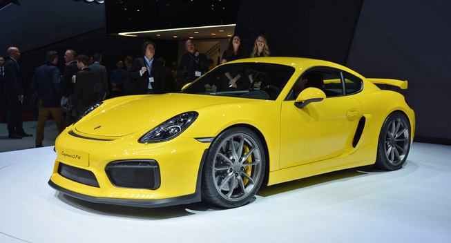 Porsche Cayman GT4 & 991 GT3 มาฟังเสียงกบพี่กบน้องกัน