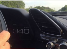 Ferrari 488 GTB วิ่ง 341 km/h ที่ Autobahn