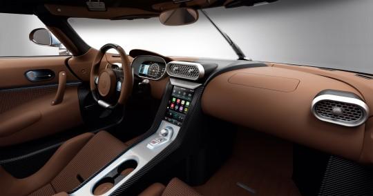 Koenigsegg Regera ที่สุดของโคนิกเซกก์ที่เคยผลิตมา Image 4