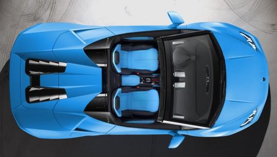 Lamborghini Huracan LP 610-4 Spyder Image 5