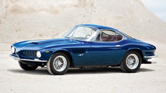 1962 Ferrari 250 GT Speciale by Bertone