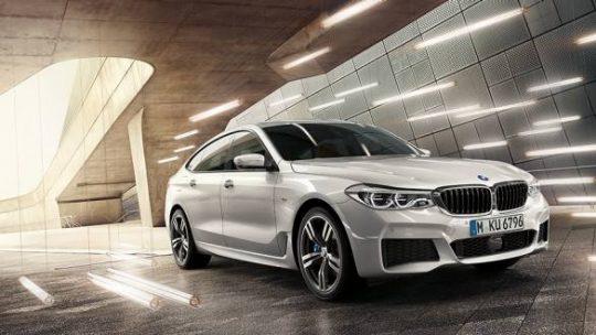 BMW 630d GT M Sport