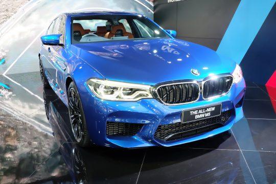 ราคารถยนต์ BMW ทุกรุ่นในปี 2018