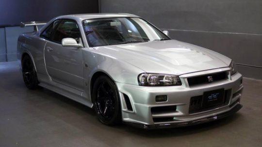 R34 Skyline GT-R Z-Tune