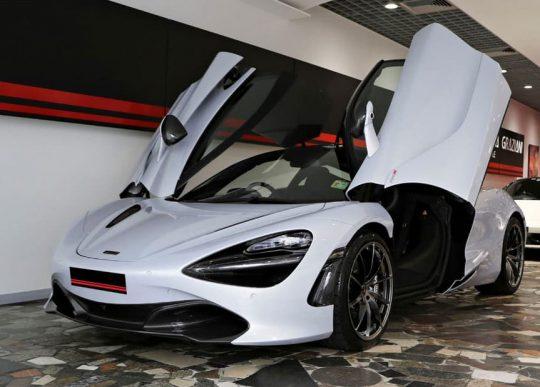 เบรกคาร์บอนเซรามิค McLaren 720S 720S