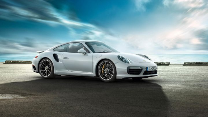 2018 Porsche 911 Turbo S กบตัวแรงติดเทอร์โบ