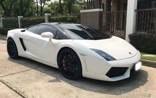 ราคา Lamborghini Gallardo