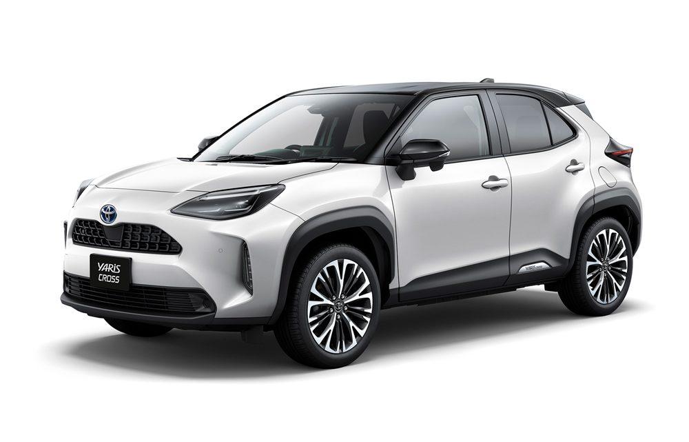 Toyota Yaris Cross Hybrid เตรียมเปิดตัวในญี่ปุ่นกันยายนนี้