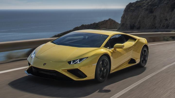 2020 Lamborghini Huracan EVO RWD กระทิงดุที่ราคาที่ไม่ถึง 20 ล้านบาท